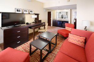 Suite - Courtyard by Marriott Hotel Downtown Fort Worth