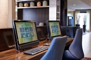 Conference Area - Courtyard by Marriott Hotel Clive