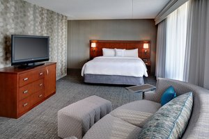 Room - Courtyard by Marriott Hotel Downtown Detroit