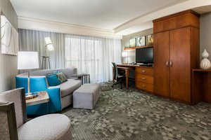 Suite - Courtyard by Marriott Hotel Danbury