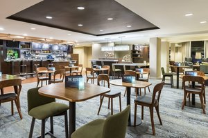 Restaurant - Courtyard by Marriott Hotel Danbury