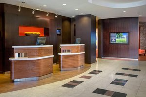 Lobby - Courtyard by Marriott Hotel Paramus