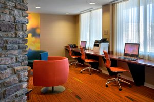 Conference Area - Courtyard by Marriott Hotel Paramus