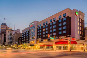 Exterior view - Courtyard by Marriott Hotel Downtown Newark