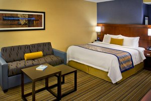Room - Courtyard by Marriott Hotel Downtown Newark