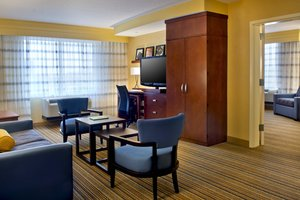 Suite - Courtyard by Marriott Hotel Downtown Newark