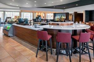 Restaurant - Courtyard by Marriott Hotel Airport Newark