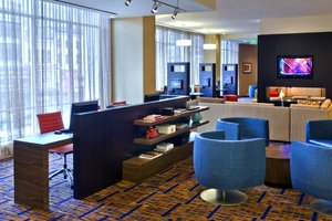 Conference Area - Courtyard by Marriott Hotel Downtown Newark