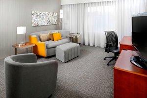 Suite - Courtyard by Marriott Hotel Raritan Center Edison