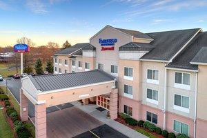 Exterior view - Fairfield Inn & Suites by Marriott Edison