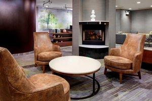Lobby - Courtyard by Marriott Hotel Raritan Center Edison