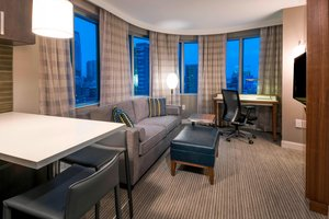 Suite - Residence Inn by Marriott Jersey City