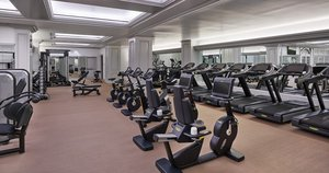 Fitness/ Exercise Room - Hotel Crescent Court Dallas