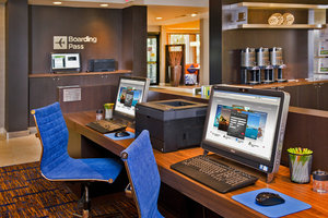 Conference Area - Courtyard by Marriott Hotel Mahwah