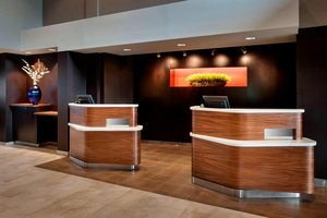 Lobby - Courtyard by Marriott Hotel Parsippany
