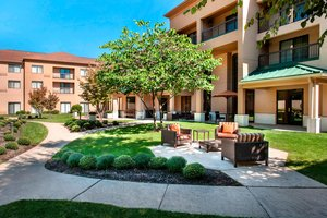 Exterior view - Courtyard by Marriott Hotel Parsippany