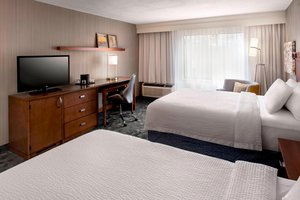 Room - Courtyard by Marriott Hotel Parsippany