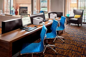 Conference Area - Courtyard by Marriott Hotel Parsippany
