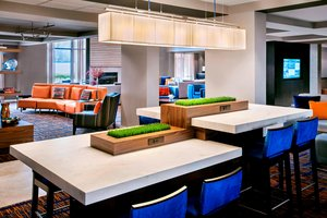 Restaurant - Courtyard by Marriott Hotel Parsippany