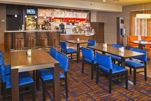 Restaurant - Courtyard by Marriott Hotel Tinton Falls