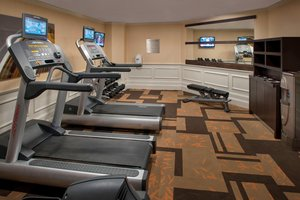 Recreation - Courtyard by Marriott Hotel Tinton Falls