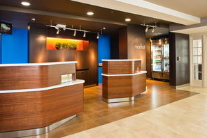 Lobby - Courtyard by Marriott Hotel Tinton Falls