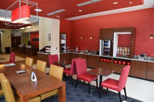 Restaurant - TownePlace Suites by Marriott Downtown Lawrence