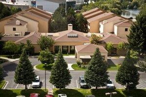 Exterior view - Courtyard by Marriott Hotel Spokane