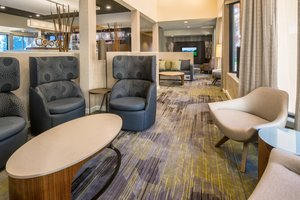 Lobby - Courtyard by Marriott Hotel Spokane