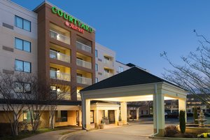 Exterior view - Courtyard by Marriott Hotel Airport Greenville