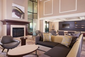 Lobby - Courtyard by Marriott Hotel Airport Greenville