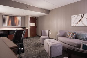 Suite - Courtyard by Marriott Hotel Airport Greenville