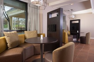 Restaurant - Courtyard by Marriott Hotel Airport Greenville