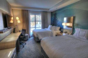 Suite - Courtyard by Marriott Hotel Gatlinburg