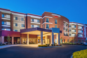 Exterior view - Courtyard by Marriott Hotel Shippensburg