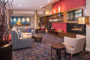 Lobby - Courtyard by Marriott Hotel Shippensburg