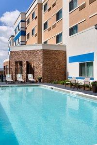 Recreation - Courtyard by Marriott Hotel Cypress
