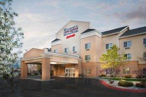 Exterior view - Fairfield Inn & Suites by Marriott Idaho Falls
