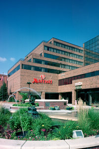 Exterior view - Marriott Hotel at University Place East Lansing