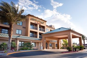 Exterior view - Courtyard by Marriott Hotel Summerlin Las Vegas