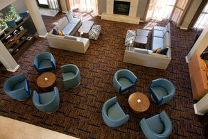 Lobby - Courtyard by Marriott Hotel Summerlin Las Vegas