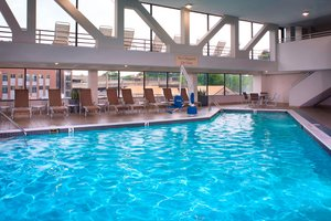 Recreation - Marriott Hotel at University Place East Lansing