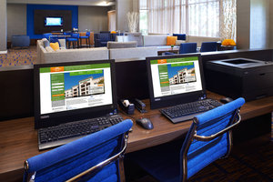 Conference Area - Courtyard by Marriott Hotel Convention Center