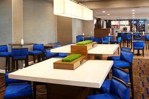 Restaurant - Courtyard by Marriott Hotel Convention Center