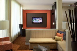 Bar - Courtyard by Marriott Hotel Airport Orlando