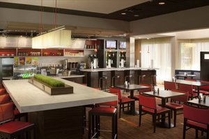 Restaurant - Courtyard by Marriott Hotel Airport Orlando