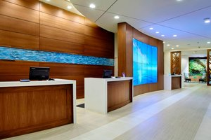 Lobby - Courtyard by Marriott Hotel Lake Nona Orlando