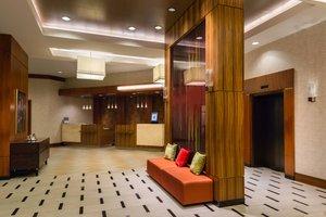Lobby - Marriott Hotel East Memphis