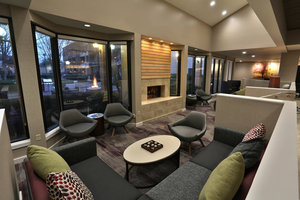 Lobby - Courtyard by Marriott Hotel Montgomery