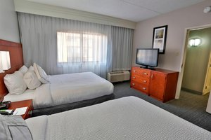 Suite - Courtyard by Marriott Hotel Montgomery